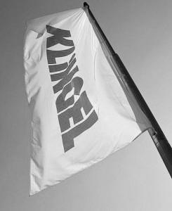 Klingel Flagge