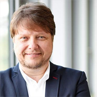 Oliver Lenz, Mitglied der Geschäftsleitung