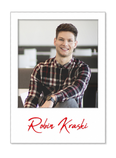 Robin Kraski Personalbereich