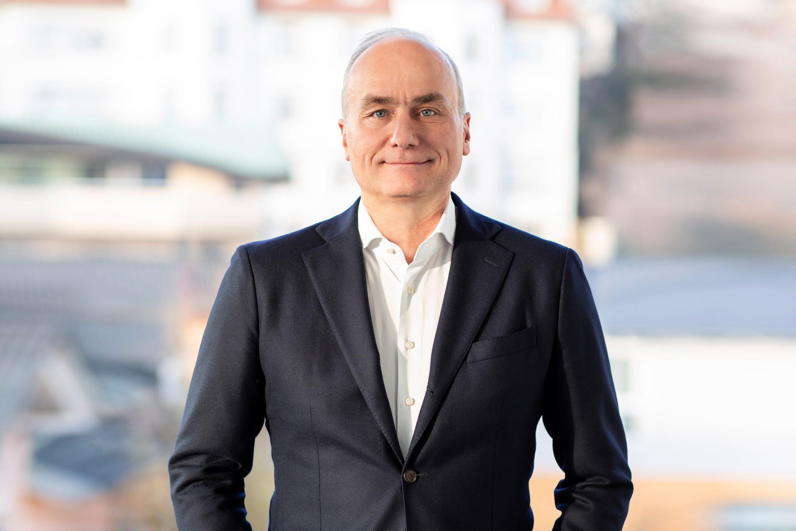 KLiNGEL Gruppe CEO Dr. Sven Axel Groos - Geschäftsführung