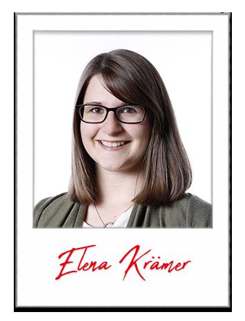 Trainee Personal KLiNGEL Gruppe - Elena Krämer