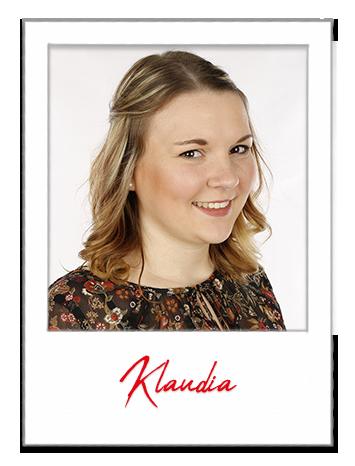 Was die KLiNGEL Gruppe auszeichnet - Tanja Ausbildung & Studium - Klaudia